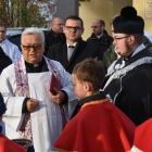Procesja za zmarłych na kwidzyńskim cmentarzu - 1 listopada 2019r.