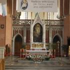 Rok Miłosierdzia 2016 / Katedra wewnątrz