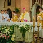 Wprowadzenie na Tron Biskupa Pomezańskiego [FOTO]